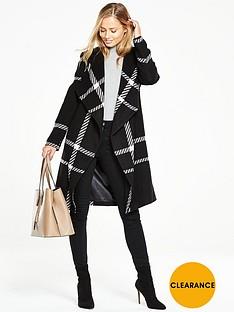 wallis-check-waterfall-coat