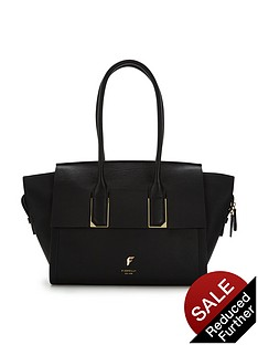 fiorelli-hudson-premium-winged-tote-bag-black