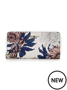 fiorelli-city-zip-around-purse-rose-floral