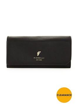 fiorelli-drew-flapover-purse-black
