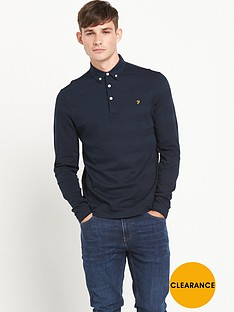 farah-stapleton-long-sleeved-polo