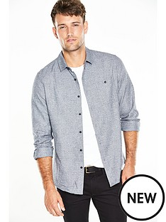 v-by-very-long-sleeve-textured-shirt