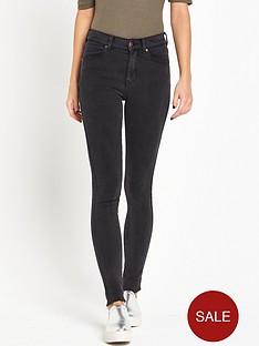 dr-denim-lexy-skin-tight-high-waist-jean-dark-grey