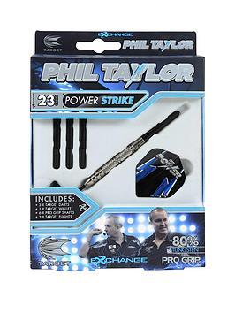 target-phil-taylor-power-strikenbsp-80-23g-exchange
