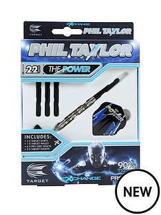 target-phil-taylor-the-power-90-22g-exchange