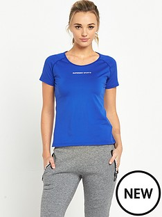 superdry-sport-core-gym-t-shirt-cobalt-blue