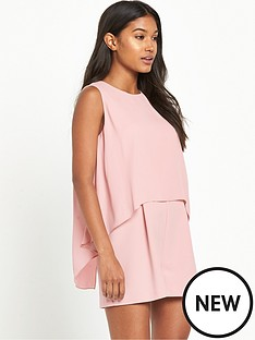 miss-selfridge-cloth-commitment-playsuit-pink