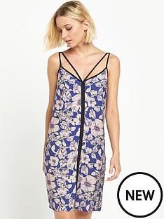 miss-selfridge-miss-selfridge-printed-cami-dress-with-tipping