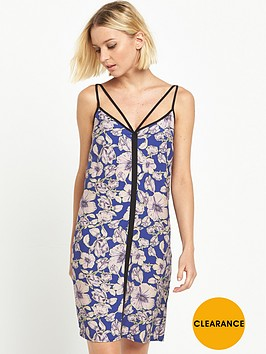 miss-selfridge-printed-cami-dress-with-tipping