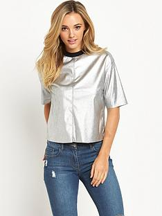 converse-metallic-mock-neck-t-shirt
