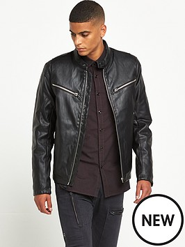g-star-raw-mower-faux-leather-biker-jacket