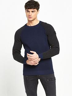 g-star-raw-raglan-knitted-jumper