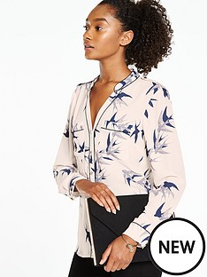 oasis-bird-print-piped-shirtnbsp