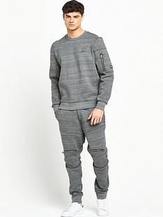 g-star-raw-batt-zip-detail-crew-sweatshirt