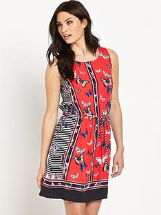 oasis-butterfly-stripe-dress