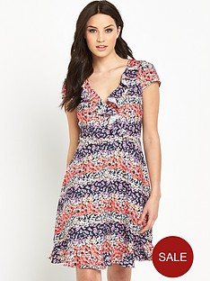 oasis-ditsy-frill-dress