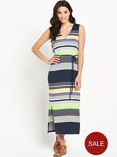 oasis-sashiko-stripe-slip-dress