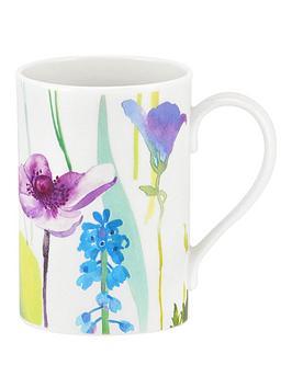 Portmeirion Portmeirion Water Garden Set Of 4 Mugs Picture