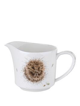 portmeirion-wrendale-hedgehog-cream-jug