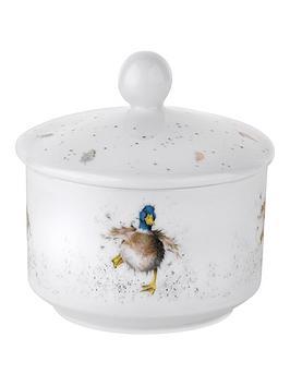 portmeirion-wrendale-duck-sugar-pot