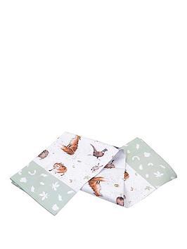 Royal Worcester Royal Worcester Wrendale Tea Towel Picture