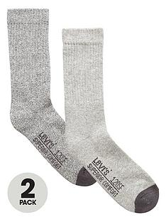 levis-levis-2pk-cushion-sole-sock