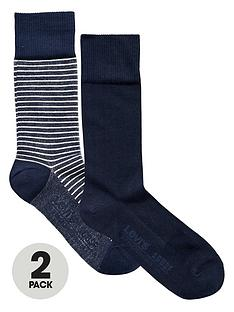 levis-levis-2pk-stripeplain-sock