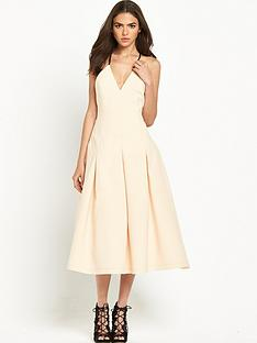 the-8th-sign-trapezium-full-skirt-dress