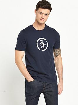 original-penguin-penguin-distressed-circle-logo-t-shirt