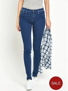 replay-joinbsphigh-waisted-skinny-mid-bluenbsp