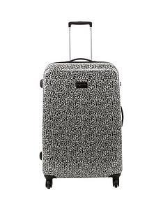 myleene-klass-leopard-print-medium-trolley-case