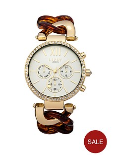 lipsy-lipsy-white-dial-gold-tone-case-brown-bracelet-ladies-watch