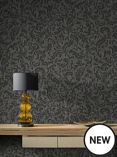 graham-brown-cashmere-wallpaper-charcoalchampagne