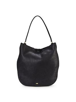 ugg-australia-claire-hobo-sheepskin-shoulder-bag-black