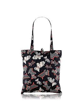 radley-fleet-street-foldaway-tote-bag