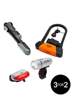 sport-direct-bicycle-accessory-set
