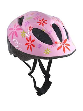 sport-direct-pink-flower-childrens-helmet-48-52cm
