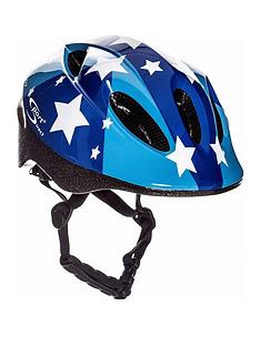 sport-direct-silver-stars-childrens-helmet-48-52cm