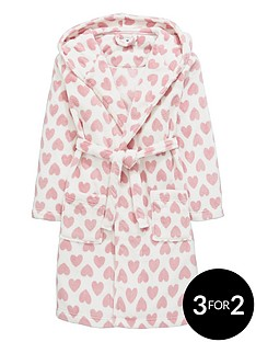 v-by-very-girls-heart-print-robe