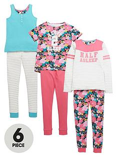 v-by-very-girls-floralsleep-pyjamas-set-6-piece