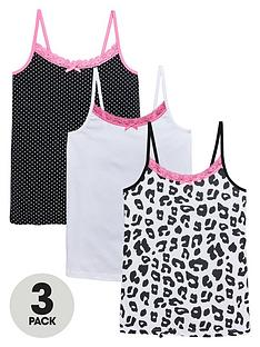 v-by-very-girls-monochrome-animal-vests-3-pack