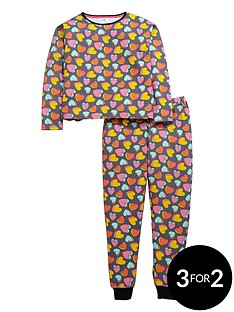 v-by-very-girls-heart-print-pyjamas