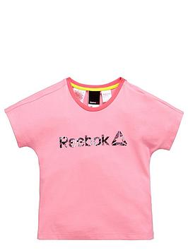 reebok-older-girls-logo-tee