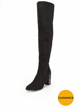 v-by-very-chloe-over-the-knee-stretch-boots-with-tie-detail-black