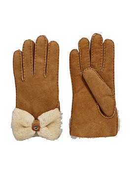 ugg-australia-ugg-shearling-bow-glove