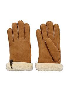ugg-australia-tenney-shearling-glove-chestnut