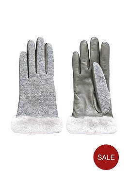 ugg-leather-palm-smart-glove