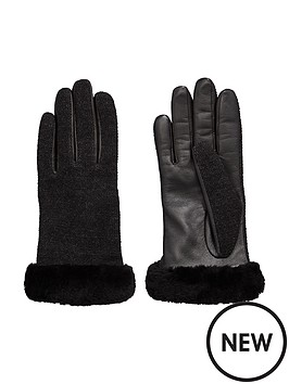 ugg-australia-ugg-leather-palm-smart-glove