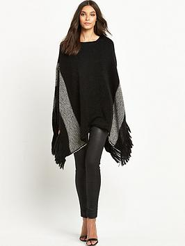 replay-slouchy-fringed-poncho