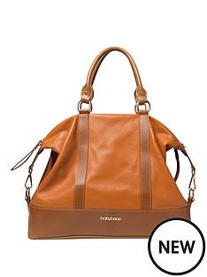 babybeau-isabelle-tan-changing-bag